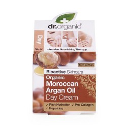 Dr Organic Moroccan Argan Oil Day Cream 50ml