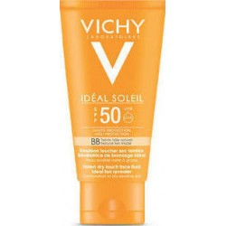 Vichy Ideal Soleil BB Dry Touch Emulsion SPF 50 50 ml