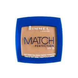 RIMMEL MATCH PERFECTION CREAM COMPACT