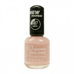 RIMMEL NAIL POLISH 60 SECONDS