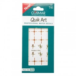 Cosmar Quik Art Professional Water Decals