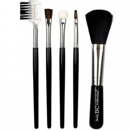 Body Collection 5 pieces Brush Set