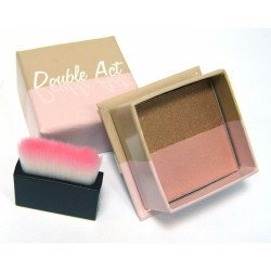 w7 Double Act Bronzer
