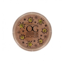 Outdoor Girl Bronzing Powder