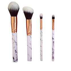 Marble Gold 4 Brushes Set