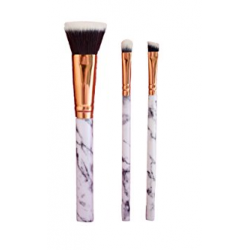 Marble Gold 3 Brushes Set