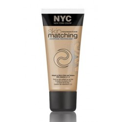 NYC SKIN MATCHING FOUNDATION