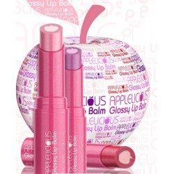 NYC APPLELICIOUS GLOSSY LIP BALM