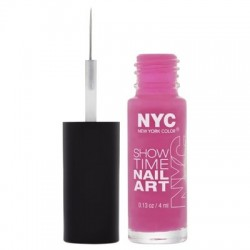 NYC SHOWTIME NAIL ART