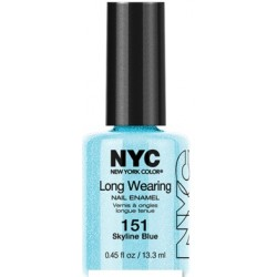 NYC LONG WEARING NAIL POLISH