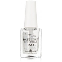 RIMMEL LASTING FINISH PRO NAIL POLISH BASE+TOP