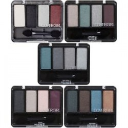COVERGIRL  EYE ENHANCERS 4-KIT SHADOWS EYE SHADOW PALETTE