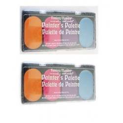 WET N WILD PAINTER'S PALETTE