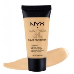 NYX STAY MATTE BUT NOT FLAT FOUNDATION